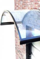 Visors for facade