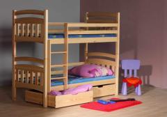 Łóżka piętrowe WOX 6