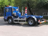 Samochód hakowy-kontenerowy SMW-1142