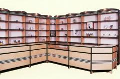 Systemy mebli sklepowych Standard