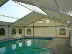 Pavilions for pools