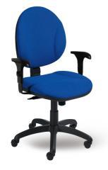 Krzesła pracownicze ARCADIA