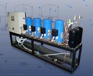 Refrigerating compressors