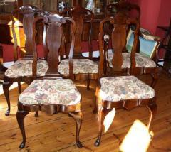 Fotel i krzesła XVIII/XIXw.