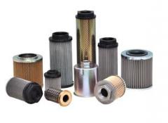 Filters for excavators