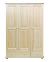 Szafa 133/3d/3s sosna , drzwi filonkowe