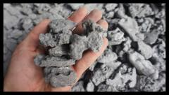 Granulat aluminium stop 226, frakcja 10-200 mm