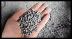 Granulated aluminium