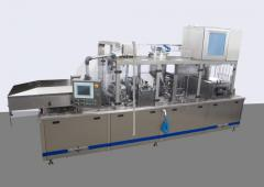 Filling and packaging equipment