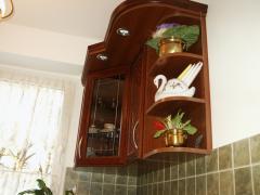 Meble kuchenne drewniane