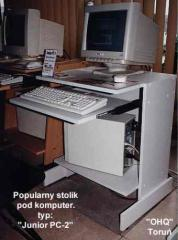 Stoliki po komputer