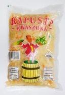 Kapusta kwaszona- Folia 500g, 1kg i 5kg