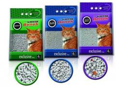 Żwirek dla kotów- bentonitowe-  Super Benek -