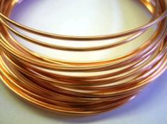 Spheres made of nonferrous metals