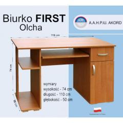Biurko FIRST OLCHA
