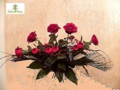 Piękne kwiaty w wyjątkowej oprawie
