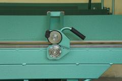 Nożyce krążkowe, odcinak, nóź do blachy RC-0.8