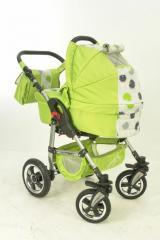 Wózek dziecięcy TAKO Jumper X