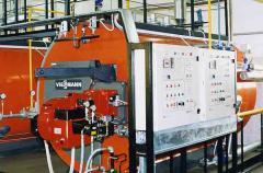 Automatyka kotła parowego SRP-101