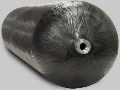 Superlekkie zbiorniki kompozytowe CNG samochodowe.