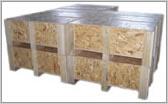 Skrzynie i opakowania drewniane