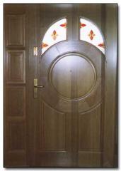 Drzwi zewnę