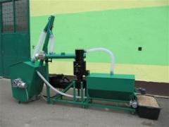 Linia MGL 400 - wydajność do 280 kg/h