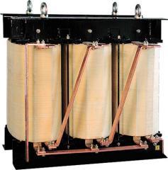 Trójfazowe transformatory mocy   ET3S o mocy od 10
