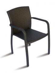 Meble rattan syntetyczny CHW 50,Krzesło