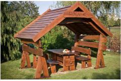 Altanka ogrodowa Piknik