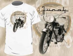 T-shirts for bikers