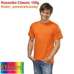 Męskie koszulki reklamowe T-Shirt Classic 155