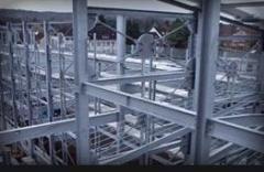 Konstrukcje z metalu