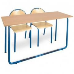 Stół szkolny Combi 2os