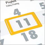 Okienka do kalendarzy trójdzielnych