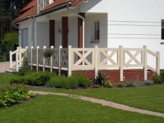 Balustrady drewniane