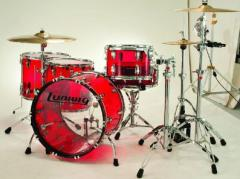 Zestaw perkusyjny Ludwig Vistalite Fab 22 Set