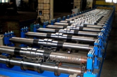 The equipment for cold processing sheet metal