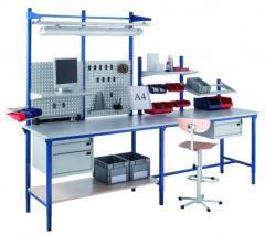 Modułowy stół roboczy