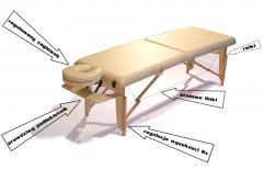 Stół do masażu klasyczny