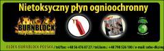 Polski Burnblock Organic Fire Retardant