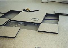 Podłogipodwójne modułowe
