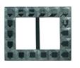 Klamry plastikowe - 40MM B08