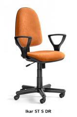 Krzesła Obrotowe Ikar ST sync DR