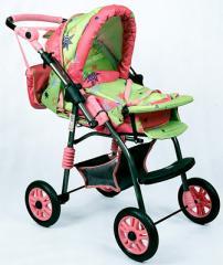 Wózek lalkowy Kinga