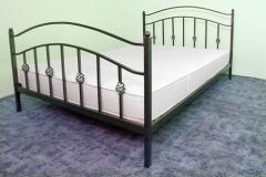 Łóżka metalowe Kinga