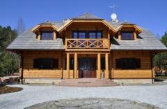 Bartek 5 Dom Bal 12x27cm o powierzchni użytkowej 205m2