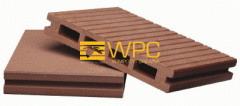 Wood-polymer composite materials