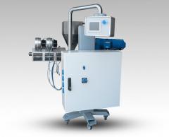 Maszyny i kompletne linie technologiczne do produkcji profili PCV.