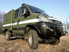 Multipurpose vehicle (military)